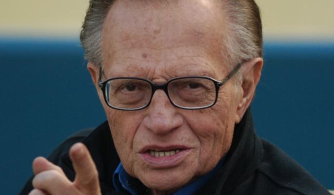 Умер легендарный журналист Ларри Кинг