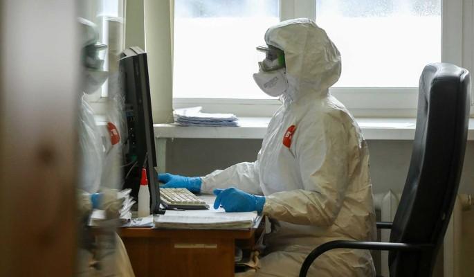 Суточный прирост заразившихся коронавирусом россиян снизился до 19 тысяч