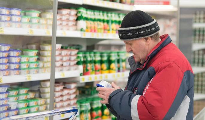 В Счетной палате опасаются дефицита и резкого подорожания продуктов в России