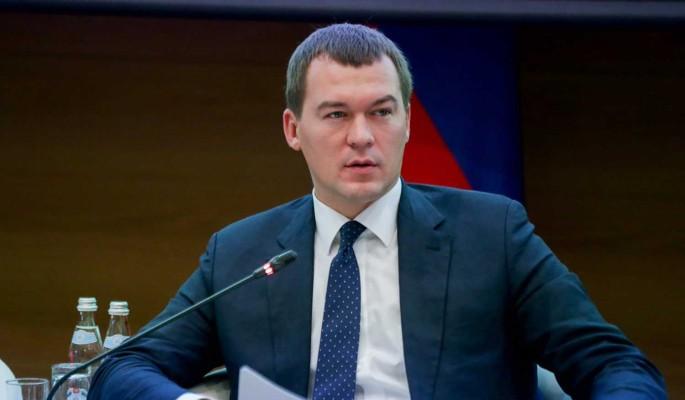 Дегтярев начал модернизацию системы здравоохранения Хабаровского края