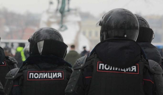 В Москве задержали приезжего по делу о нападении на полицейских 23 января