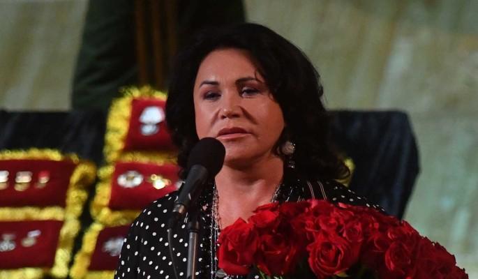 """""""Невозможно сдержать слёз"""": ошеломленная Бабкина назвала смерть Ланового """"колоссальной потерей"""""""
