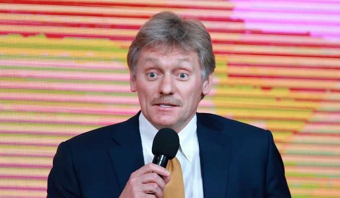 Песков ответил на вопрос о включении Донбасса в состав России