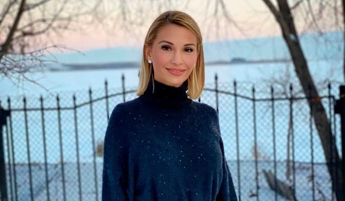 43-летняя Ольга Орлова в бикини возбудила россиян