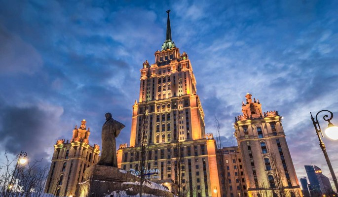 Гостиницы Москвы показали самый быстрый рост в Европе