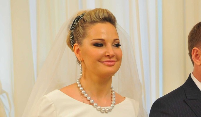 Максакова сделала признание после жестоких избиений мужа