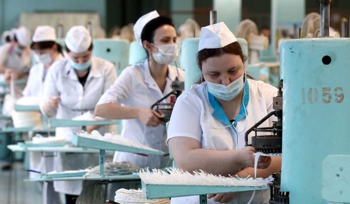 Прирост случаев COVID-19 в России за сутки составил 16,6 тысячи