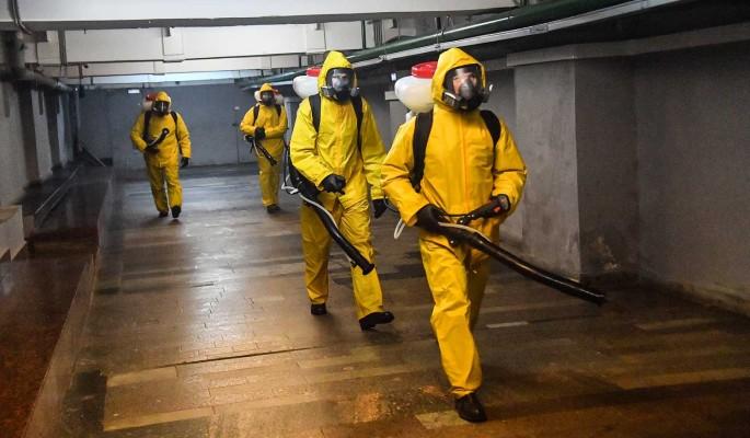 """""""Инфекция отступает"""": глава Минздрава заявил о спаде эпидемии коронавируса в России"""