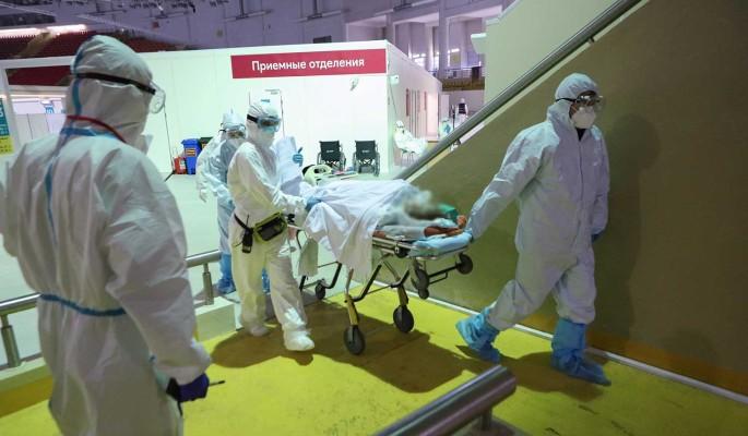 Число заразившихся коронавирусом россиян за сутки выросло почти на 16 тысяч