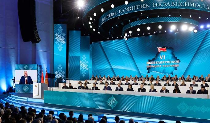 Политолог Карбалевич о Всебелорусском собрании: Политическая трескотня в духе советских времен