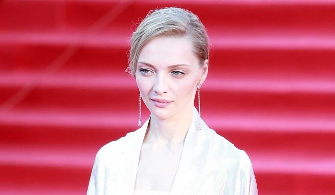 Екатерину Вилкову без волос сняли с маленькой дочкой