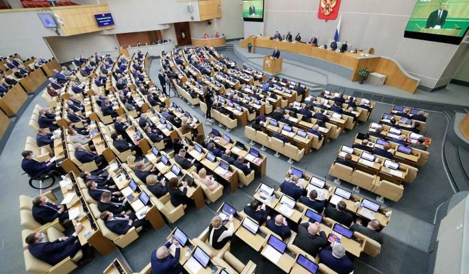 Путин похвалил Думу за высокий темп работы