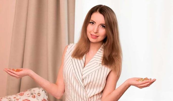 Довела до тошноты: блогер-фармацевт Диденко прижалась лицом к паху нового любовника