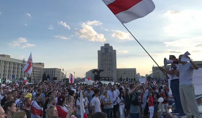Политолог Усов: В Белоруссии торжествует система лжи и безграничного насилия