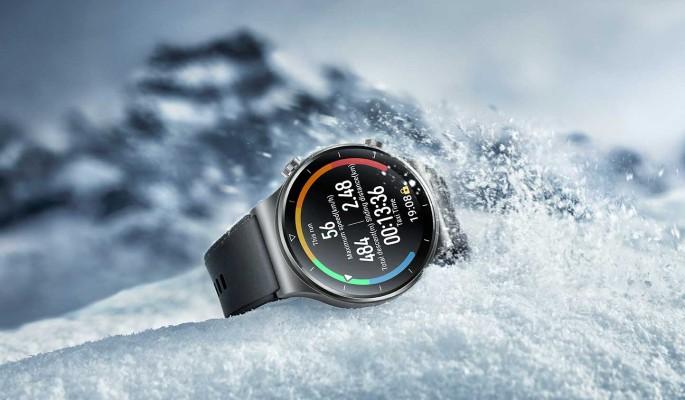 """Дни.ру"" раздают подарки: часы HUAWEI WATCH GT 2 Pro"