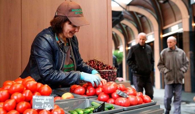 В Москве откроются новые рынки с фермерской продукцией