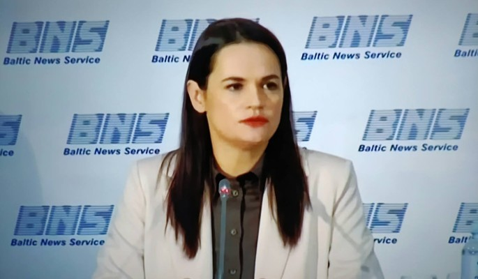 Тихановская: Оппозиция в Белоруссии потеряла улицы