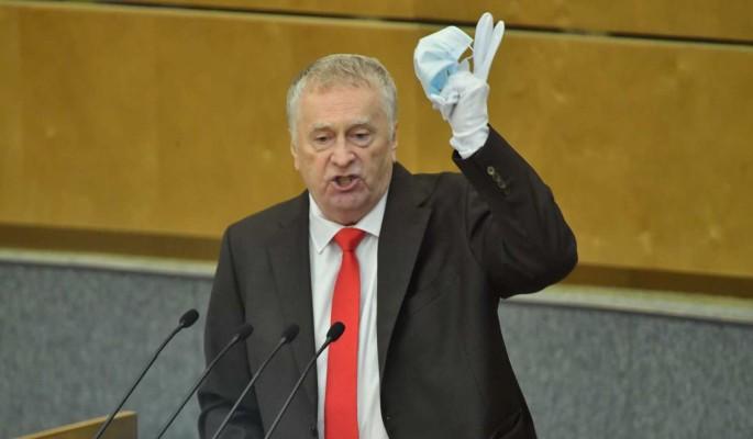 Жириновский призвал к выходу России из Совета Европы