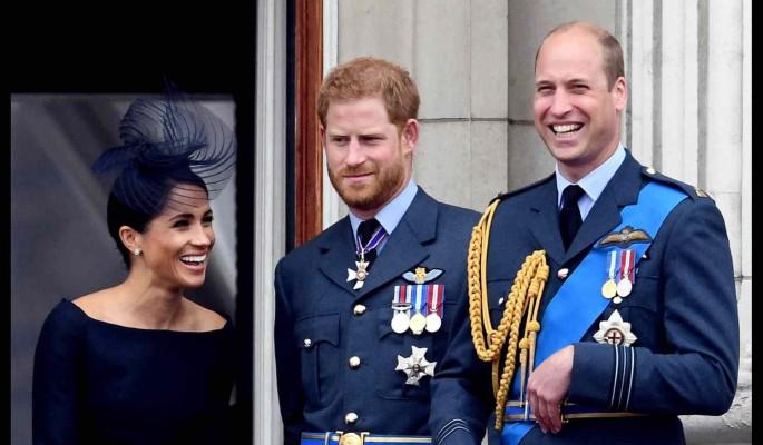 Разъяренный принц Уильям приложил брата Гарри за споры с Елизаветой II