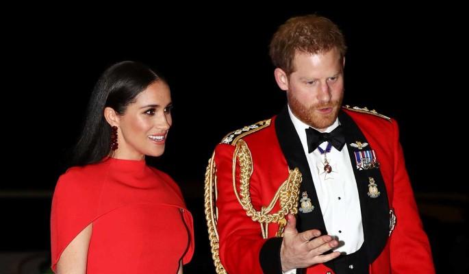 Принц Гарри рискует выбыть из очереди на престол из-за Меган Маркл
