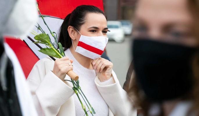 Тихановская высказалась о принадлежности Крыма: Это очевидно