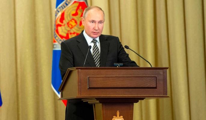 Путин сообщил о готовящихся провокациях из-за рубежа: Хотят ослабить Россию