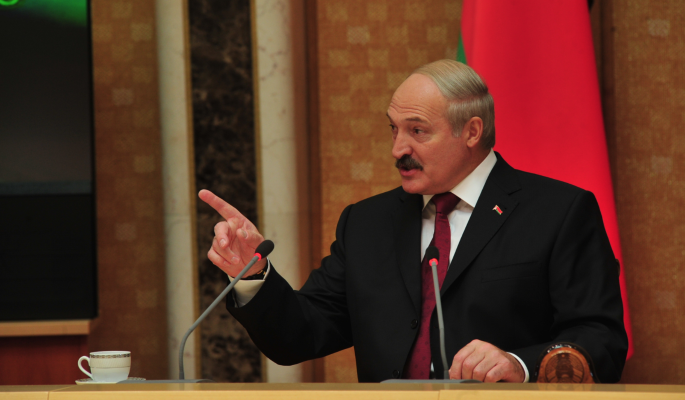 Тихановская пожаловалась Саакашвили на бездействие Запада в борьбе с Лукашенко