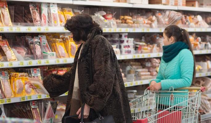 """Минэкономразвития ответило на попадание России в список """"горячих точек"""" по росту цен на продукты"""