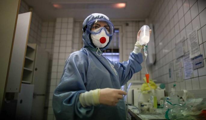 В Москве выявили более 2 тысяч заразившихся коронавирусом впервые с 12 февраля