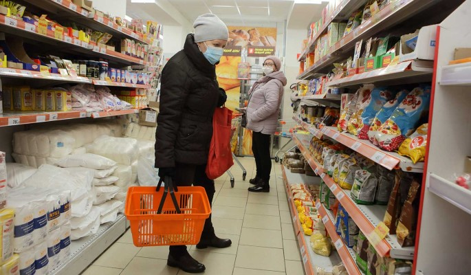 Россия обогнала Европу по росту цен на продукты: названы причины