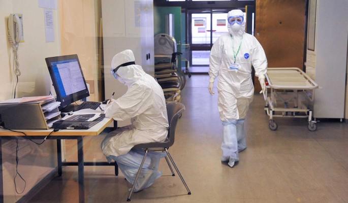 В России за сутки выявили 11,3 тысячи новых случаев COVID-19