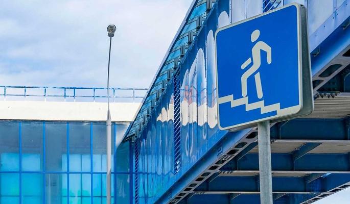 В Дорогомилове построят два пешеходных перехода через железную дорогу