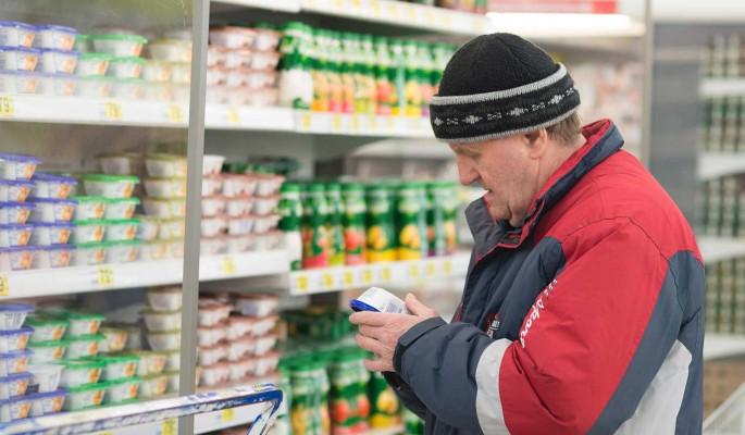 Как изменились цены на продукты в марте в России
