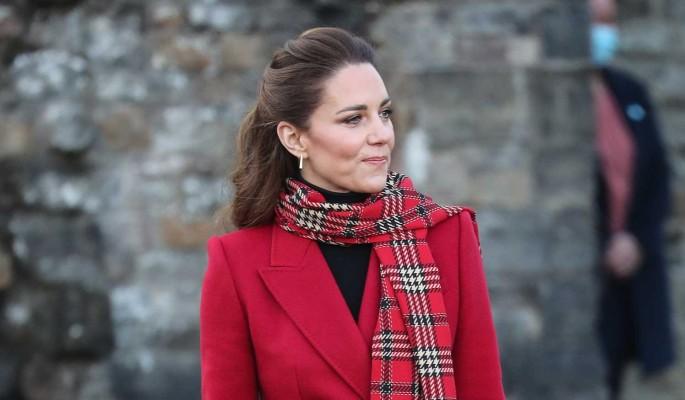 """Обвиненная в """"сливе"""" Миддлтон высказалась после скандального интервью Маркл и принца Гарри"""