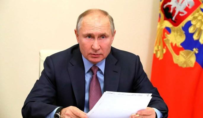 В Кремле раскрыли условие встречи Путина и Зеленского