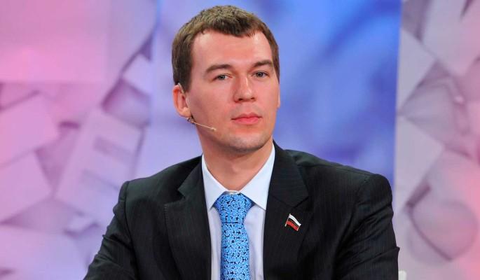 Дегтярев взял на контроль вопросы защиты прав предпринимателей