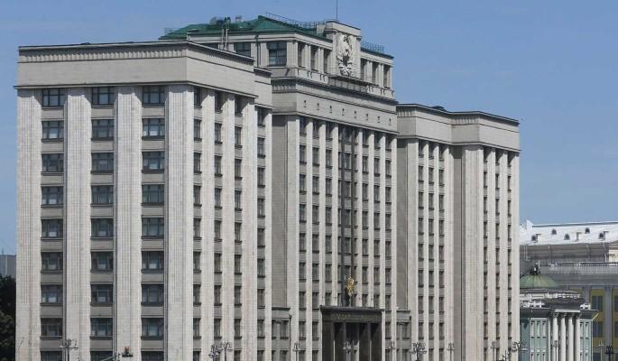 Госдума приняла во втором чтении поправки о лишении свободы за оскорбление ветеранов