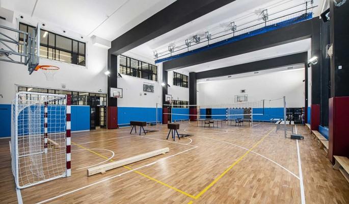 Школу олимпийского резерва в Орехово-Борисове Южном ждет капитальный ремонт