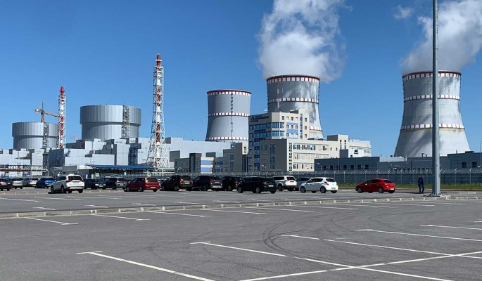 На Ленинградской АЭС заработал новейший энергоблок