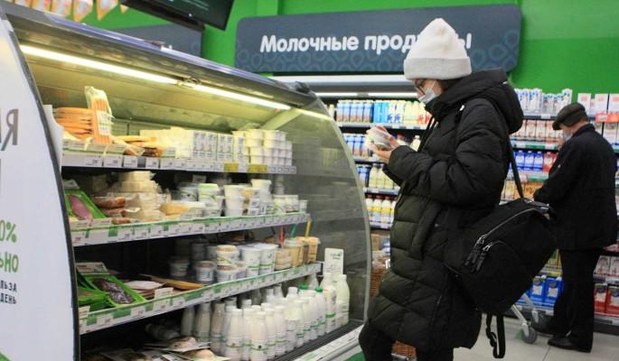 Рост цен и дефицит: в России резко подорожали продукты