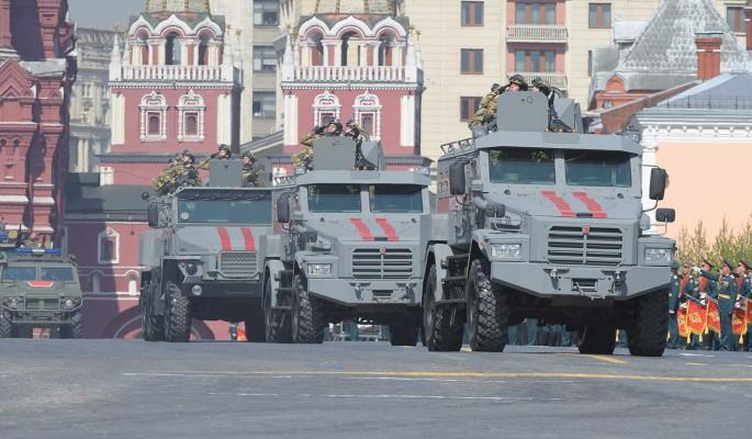 В Кремле ответили на вопрос о проведении парада Победы в этом году