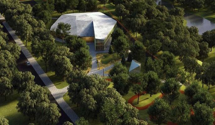 """В парке """"Яуза"""" появится экологический центр с кинозалом и профлабораторией"""