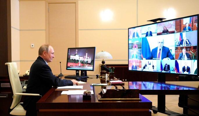 Давайте быстрее: Путин устроил встряску правительству