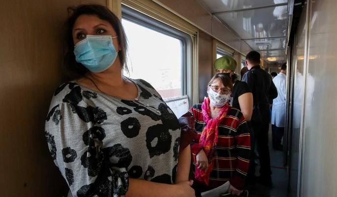 Коронавирус в России: за сутки выявили более 9 тысяч новых случаев