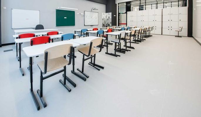 В Даниловском районе Москвы откроют школу на тысячу мест