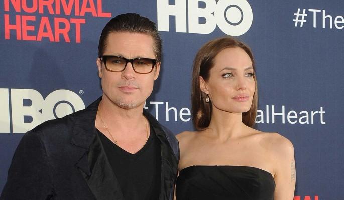 Джоли и Питт лишились миллионов из-за развода