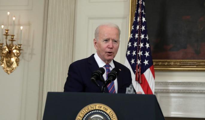 СМИ: В США усомнились в возможности Байдена оказать поддержку Украине