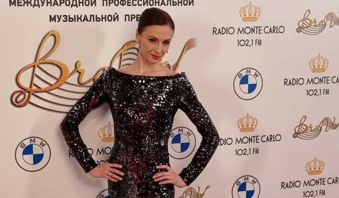 41-летняя балерина Захарова ждет наступления паузы для ответственного шага