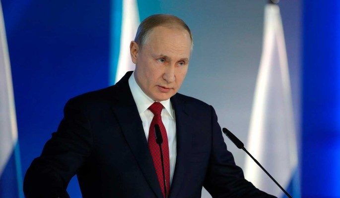 Стала известна дата послания Путина Федеральному собранию