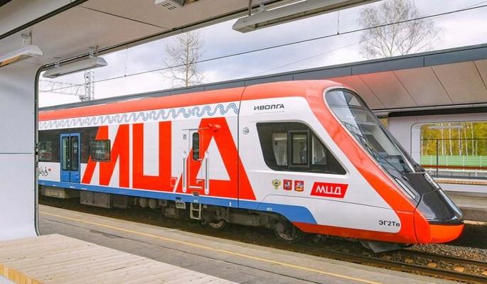 """Станция """"Матвеевская"""" будущего МЦД-4 готова на 60%"""